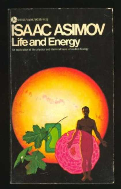 Isaac Asimov Books - Life and Energy