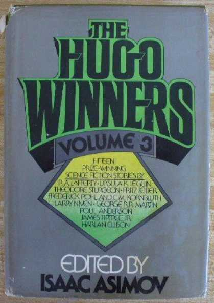 Isaac Asimov Books - The Hugo Winners Volume 3