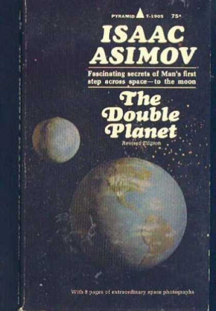 Isaac Asimov Books - THE DOUBLE PLANET