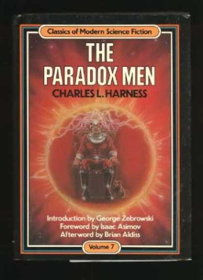 Isaac Asimov Books - The Paradox Men (Classics of Modern Science Fiction, Vol 7)