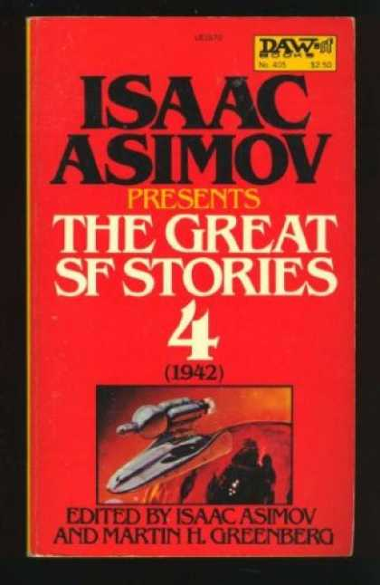 Isaac Asimov Books - Isaac Asimov Presents Great Science Fiction 04