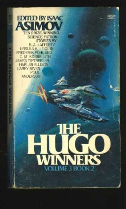 Isaac Asimov Books - The Hugo Winners: Volume 3, Book 2