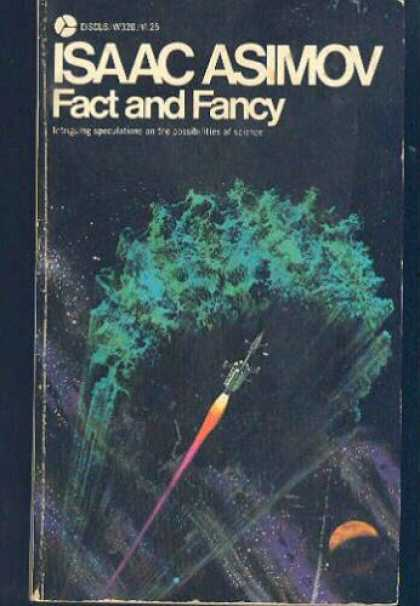 Isaac Asimov Books - Fact and Fancy