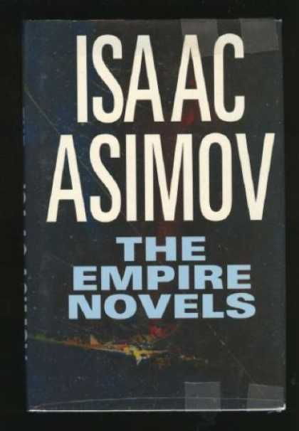 Isaac Asimov Books - The Empire Novels