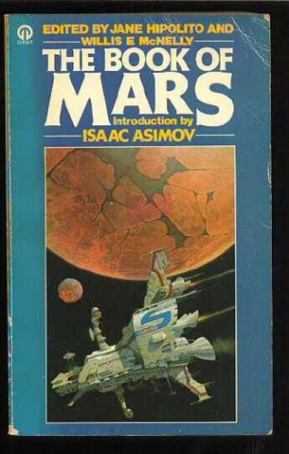 Isaac Asimov Books - Mars, We Love You
