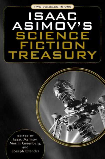Isaac Asimov Books - Isaac Asimov's Science Fiction Treasury
