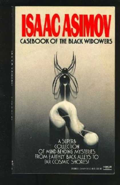 Isaac Asimov Books - Casebook of the Black Widowers