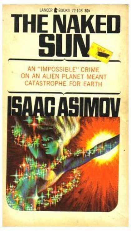 Isaac Asimov Books - The Naked Sun