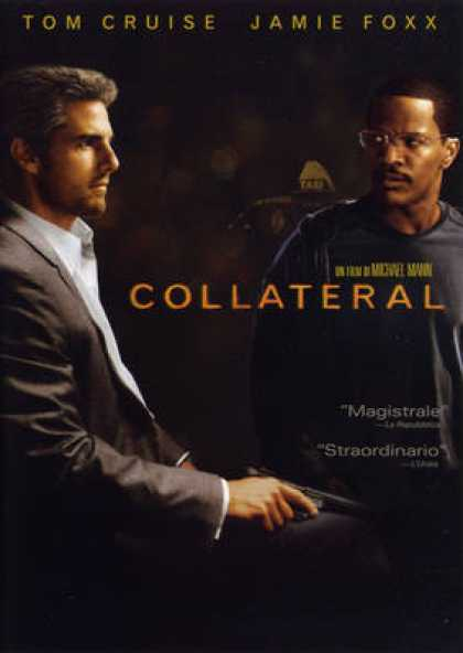 Italian DVDs - Collateral