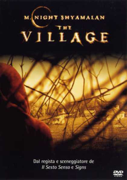 Italian DVDs - The Village
