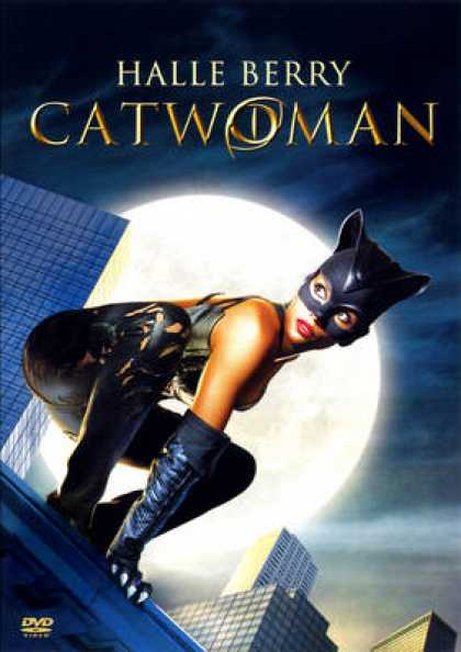 Italian DVDs - Catwoman