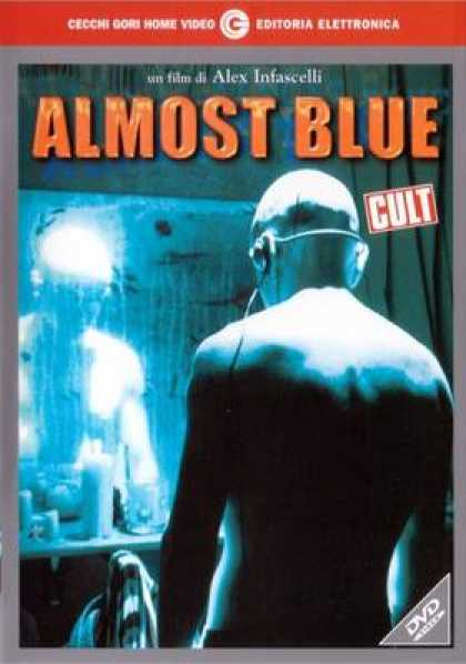 Italian DVDs - Almost Blue