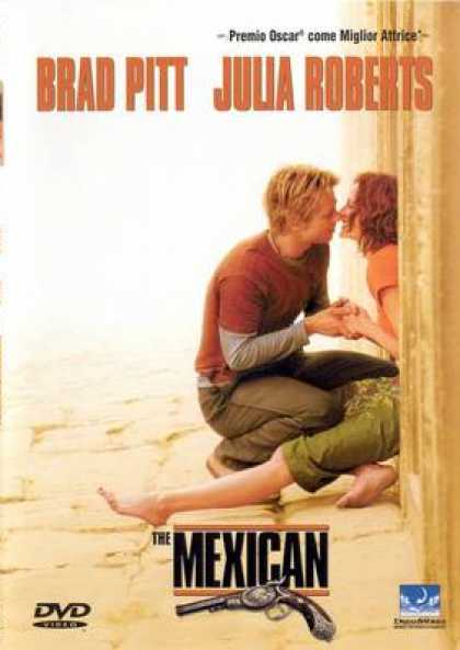 Italian DVDs - The Mexican