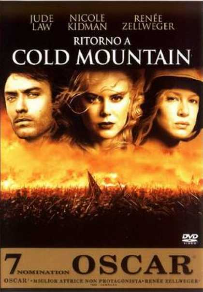 Italian DVDs - Cold Mountain