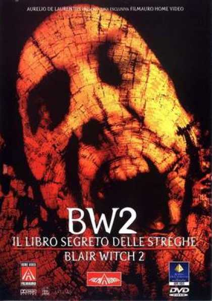 Italian DVDs - Book Of Shadows: Blair Witch 2