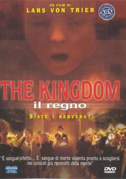 Italian DVDs - The Kingdom
