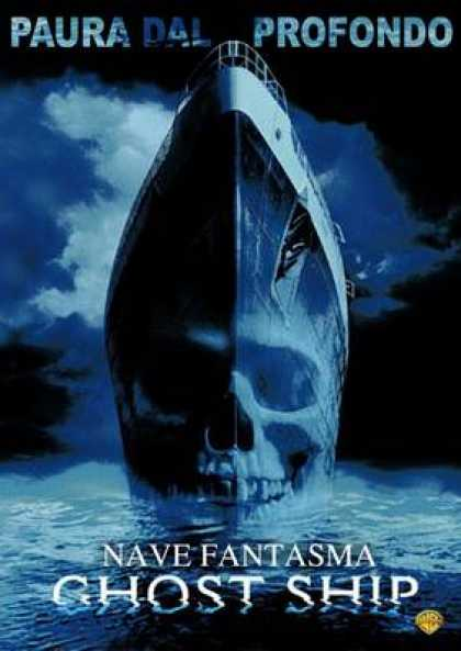 Italian DVDs - Ghost Ship