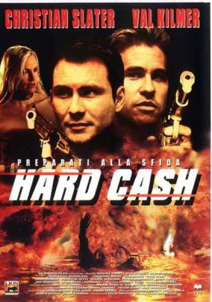Italian DVDs - Hard Cash