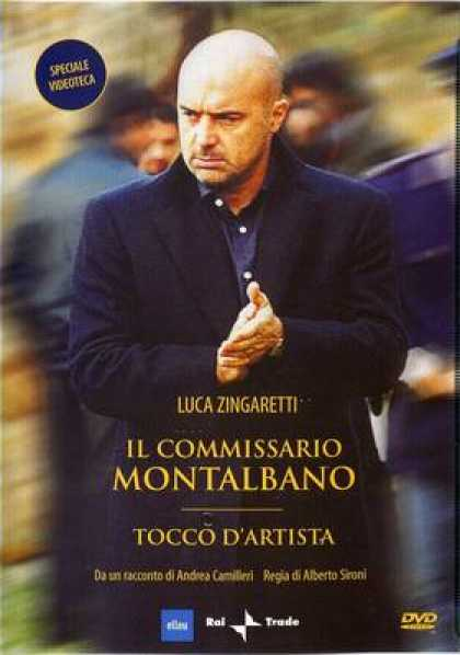Italian DVDs - Inspector Montalbano Artists Touch