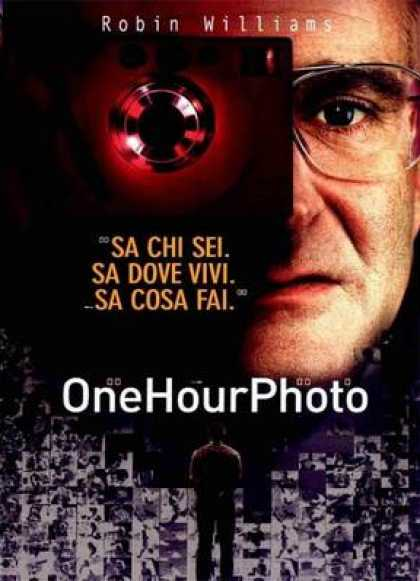 Italian DVDs - One Hour Photo