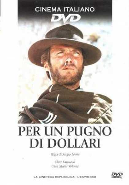 Italian DVDs - A Fistful Of Dollars