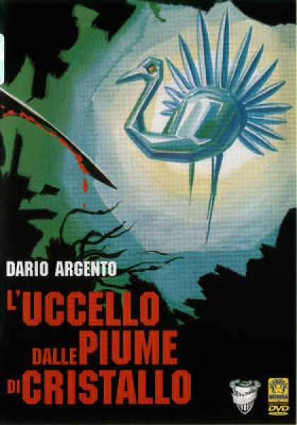 Italian DVDs - Bird With The Crystal Plumage