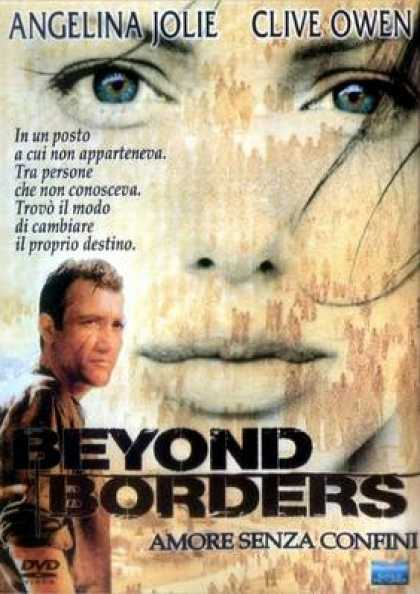 Italian DVDs - Beyond Borders