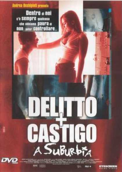 Italian DVDs - Crime And Punishment In Suburbia