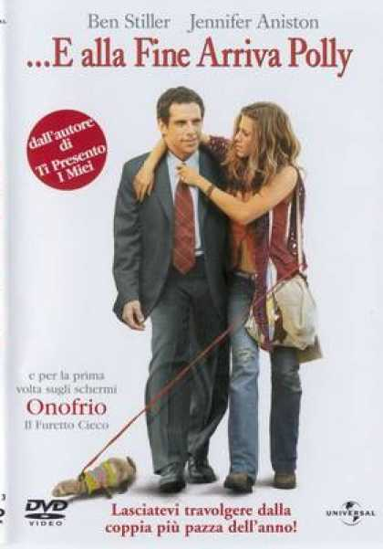 Italian DVDs - Along Came Polly