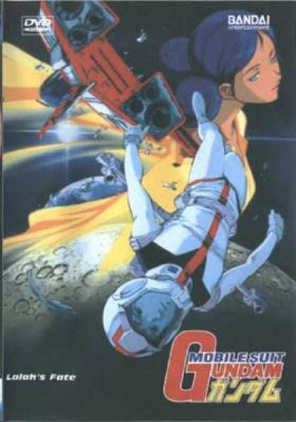 Italian DVDs - Gundam Mobile Suit 7