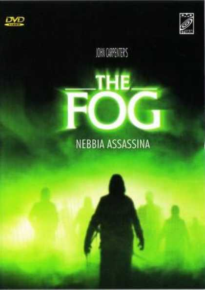 Italian DVDs - The Fog