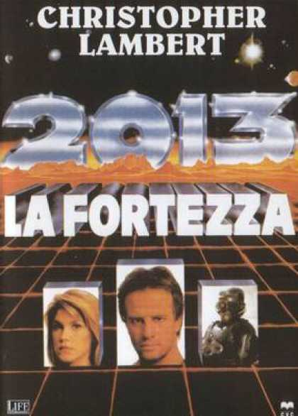 Italian DVDs - Fortress