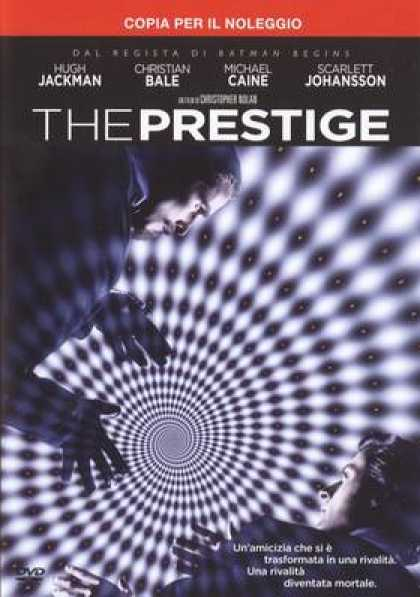 Italian DVDs - The Prestige