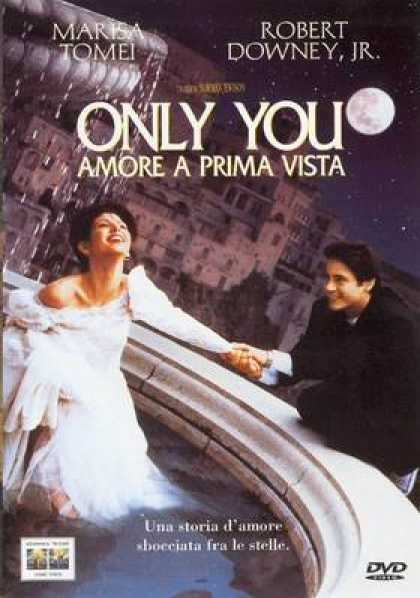 Italian DVDs - Only You