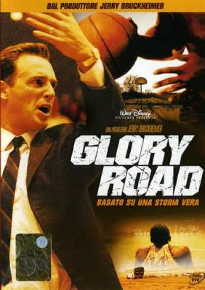 Italian DVDs - Glory Road