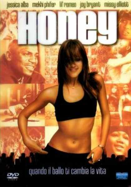Italian DVDs - Honey