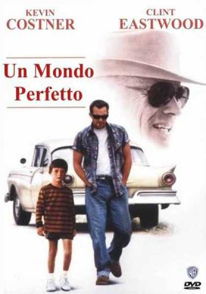 Italian DVDs - A Perfect World