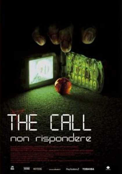 Italian DVDs - The Call