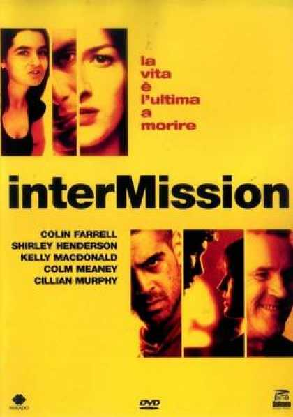 Italian DVDs - Intermission