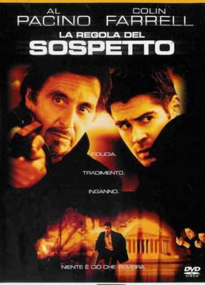 Italian DVDs - The Recruit