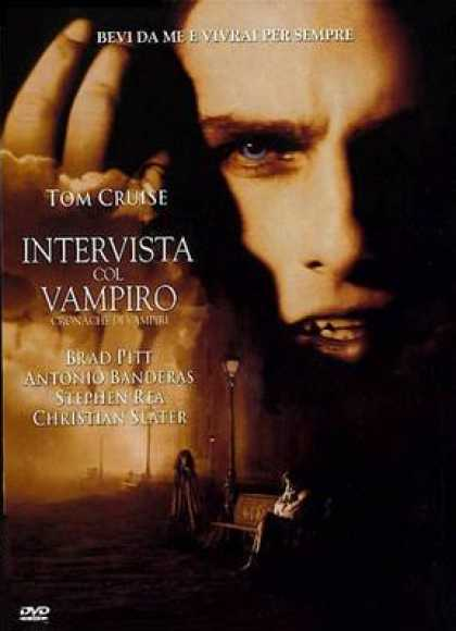 Italian DVDs - Interview With The Vampire