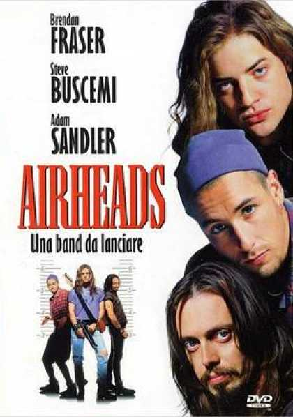 Italian DVDs - Airheads