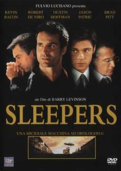 Italian DVDs - Sleepers