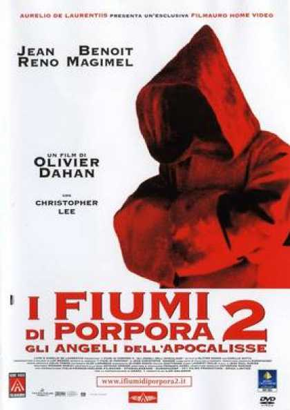 Italian DVDs - The Purple Rivers 2