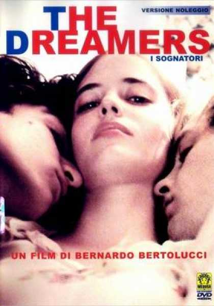 Italian DVDs - The Dreamers