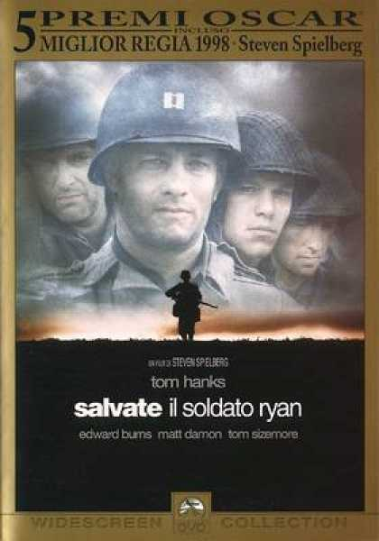 Italian DVDs - Saving Private Ryan