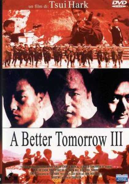 Italian DVDs - A Better Tomorrow III