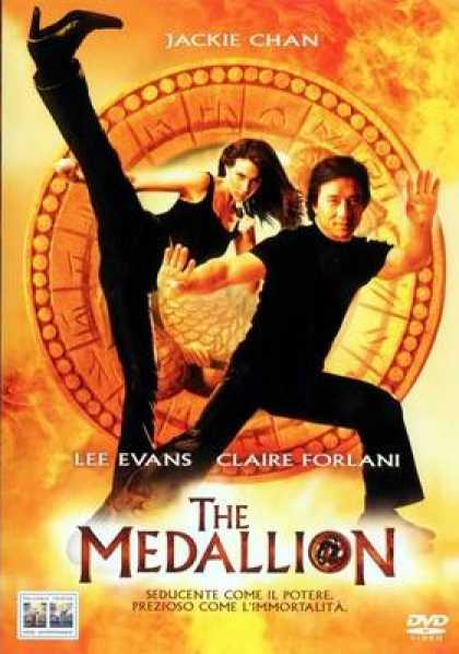 Italian DVDs - The Medallion