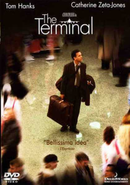 Italian DVDs - The Terminal