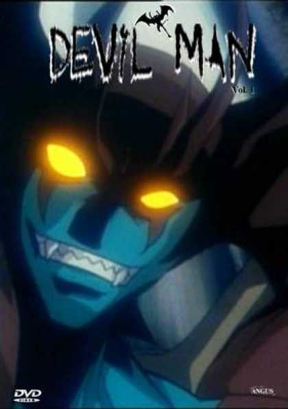 Italian DVDs - Devil Man Volume 1